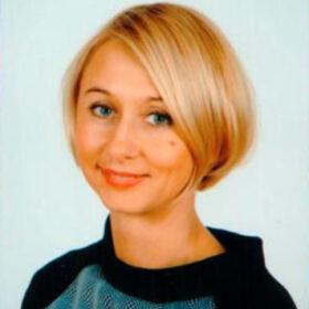 Sekretarz szkoły - Edyta Krzywicka