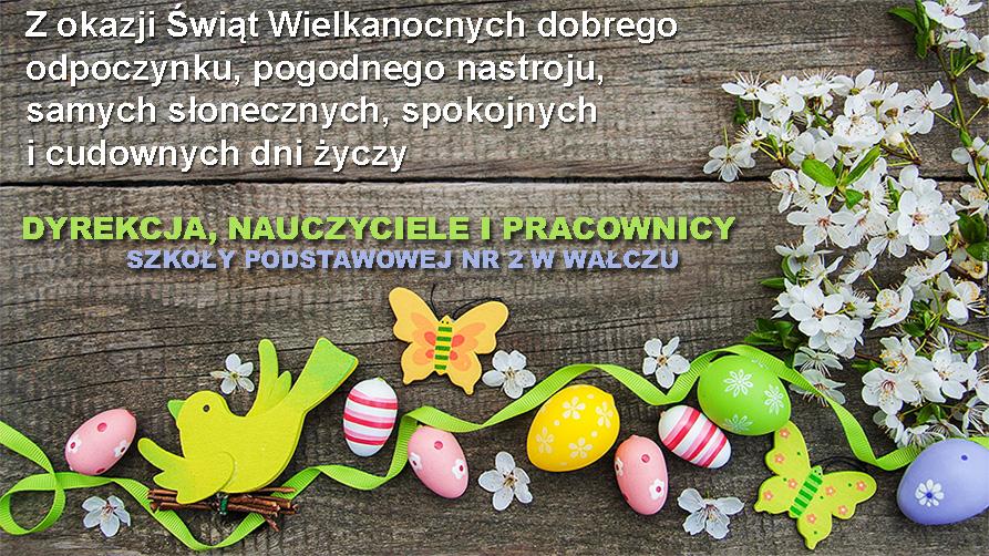 Wielkanoc - życzenia świąteczne