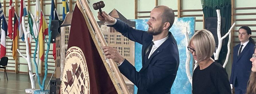 Burmistrz Miasta Wałcz - Maciej Żebrowski